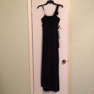 Brand new black formal dress